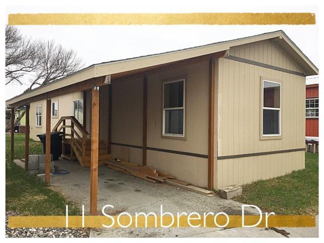 11 Sombrero Drive, Billings, MT 59102 (MLS #283746) :: The Ashley Delp Team