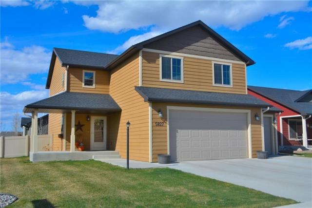 5827 Shooting Star Trail, Billings, MT 59106 (MLS #283824) :: The Ashley Delp Team