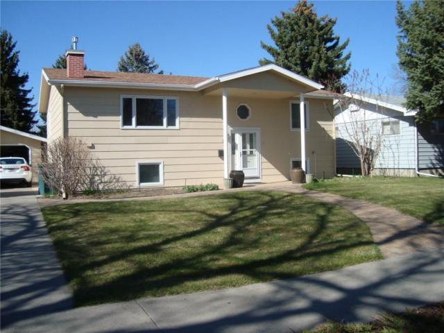 2025 Cook Avenue, Billings, MT 59102 (MLS #283908) :: Realty Billings