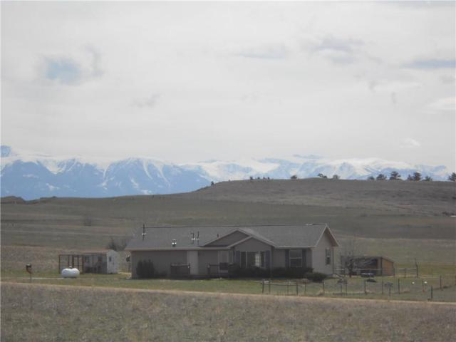 14 Butte Circle, Roberts, MT 59070 (MLS #283913) :: The Ashley Delp Team