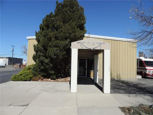 219 S 24th Street, Billings, MT 59101 (MLS #283968) :: Search Billings Real Estate Group