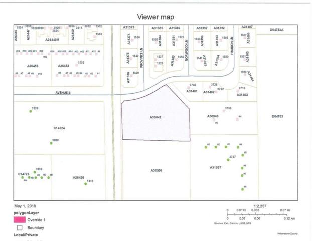 3776 Avenue B, Billings, MT 59102 (MLS #284043) :: The Ashley Delp Team