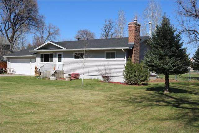 314 1ST Street SE, Park City, MT 59063 (MLS #284049) :: Search Billings Real Estate Group