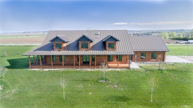 8750 Turkey Trail, Shepherd, MT 59079 (MLS #284282) :: Search Billings Real Estate Group