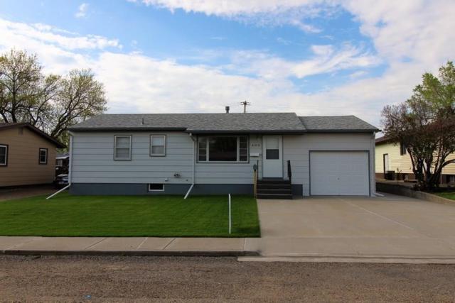 402 Linden Avenue, Glendive, MT 59330 (MLS #284331) :: Search Billings Real Estate Group