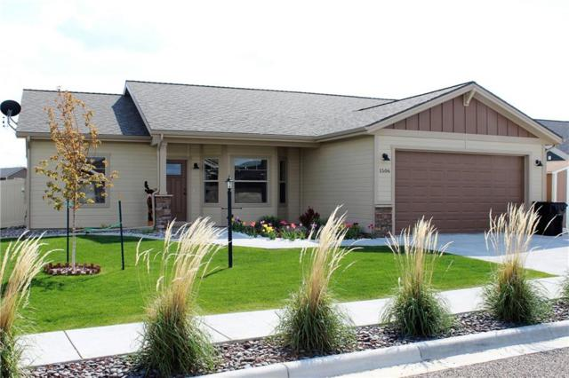 1506 Ruby Range Way, Billings, MT 59101 (MLS #284370) :: Search Billings Real Estate Group