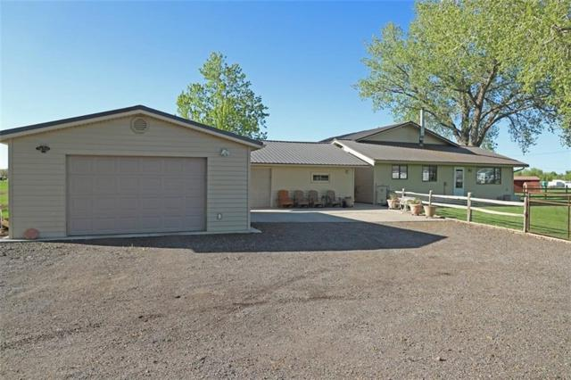 5405 Shepherd Acton Road, Shepherd, MT 59079 (MLS #284375) :: Search Billings Real Estate Group