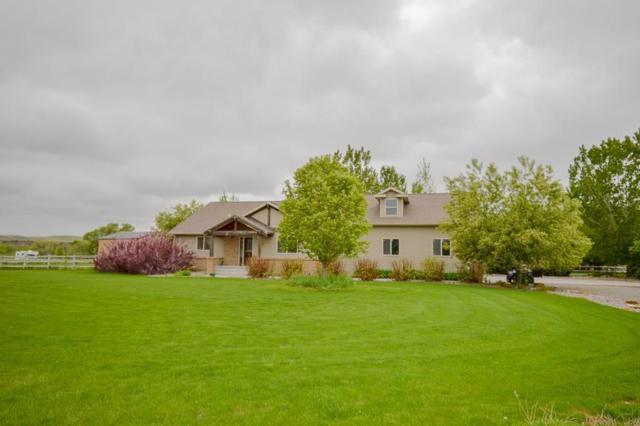 6 Hoofprint Lane, Park City, MT 59063 (MLS #284474) :: Search Billings Real Estate Group