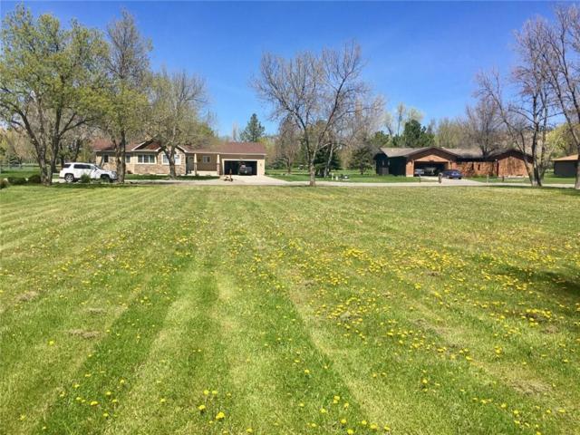 3012 Arnold Palmer Drive, Billings, MT 59106 (MLS #284558) :: Realty Billings