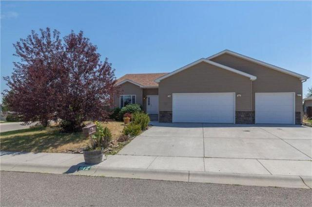 912 Solita Drive, Billings, MT 59105 (MLS #285599) :: Search Billings Real Estate Group