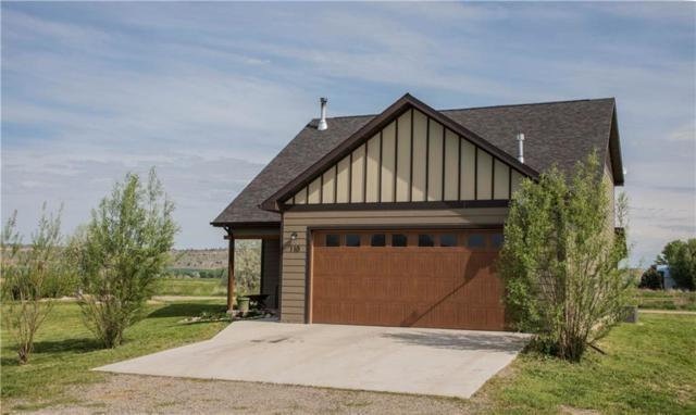110 Schreiner Road, Park City, MT 59063 (MLS #285642) :: Search Billings Real Estate Group