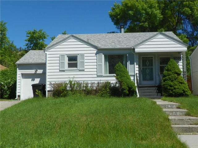1039 Yale, Billings, MT 59102 (MLS #285646) :: Search Billings Real Estate Group