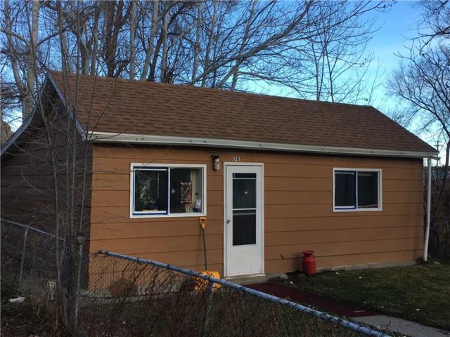 701 701 1/2 N 15th Street, Billings, MT 59101 (MLS #285657) :: Search Billings Real Estate Group