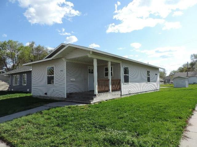 502 S 30th, Billings, MT 59101 (MLS #285674) :: Search Billings Real Estate Group