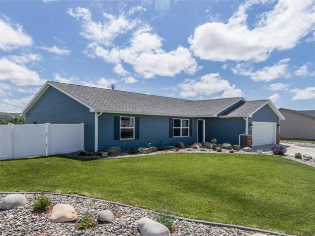 1529 Prairie Meadow Lane, Billings, MT 59101 (MLS #285863) :: Realty Billings