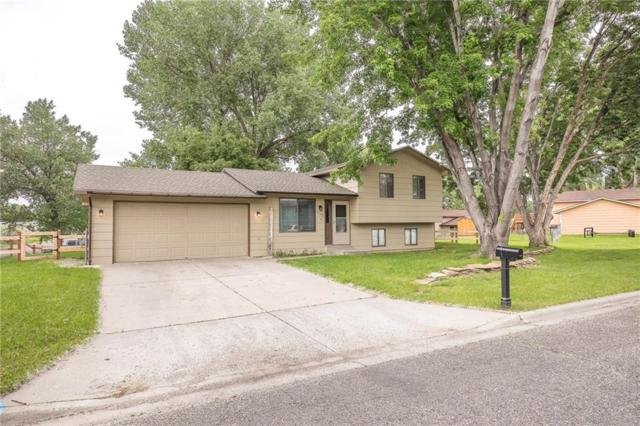1753 Broadview Drive, Billings, MT 59105 (MLS #285892) :: Realty Billings