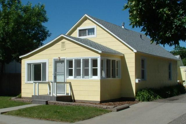22 Jefferson Street, Billings, MT 59101 (MLS #286005) :: Search Billings Real Estate Group