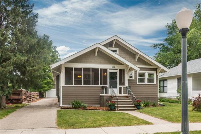 416 Yellowstone Avenue, Billings, MT 59101 (MLS #286036) :: Realty Billings