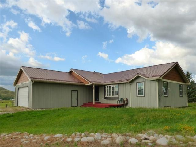 16 Circle T Road, Absarokee, MT 59001 (MLS #286610) :: Search Billings Real Estate Group