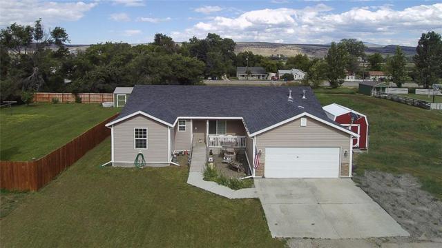405 S 2nd Street, Bridger, MT 59014 (MLS #286644) :: Search Billings Real Estate Group