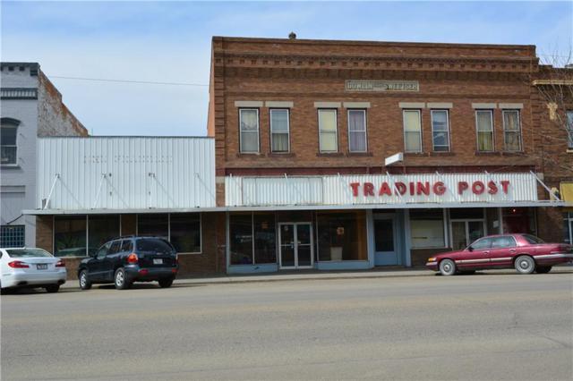 871 W Main Street W, Forsyth, MT 59327 (MLS #286714) :: The Ashley Delp Team
