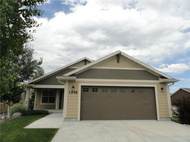 1545 Silver Run Trail, Billings, MT 59106 (MLS #286720) :: The Ashley Delp Team