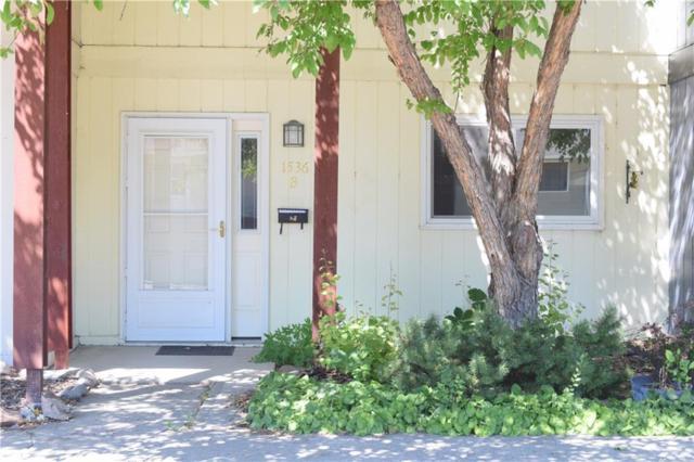 1536 Yellowstone Avenue, Billings, MT 59102 (MLS #286871) :: The Ashley Delp Team