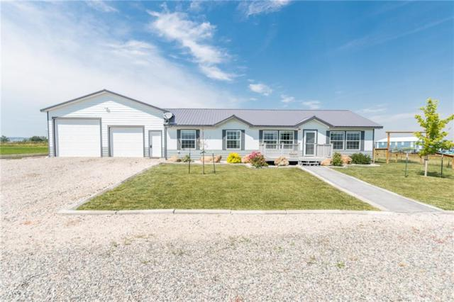 1043 West I Road, Worden, MT 59088 (MLS #286877) :: Search Billings Real Estate Group