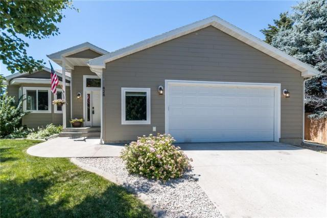 828 Governors Place, Billings, MT 59105 (MLS #286931) :: The Ashley Delp Team
