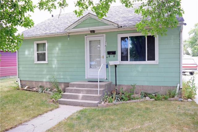 415 West Ave, Laurel, MT 59044 (MLS #287247) :: Realty Billings