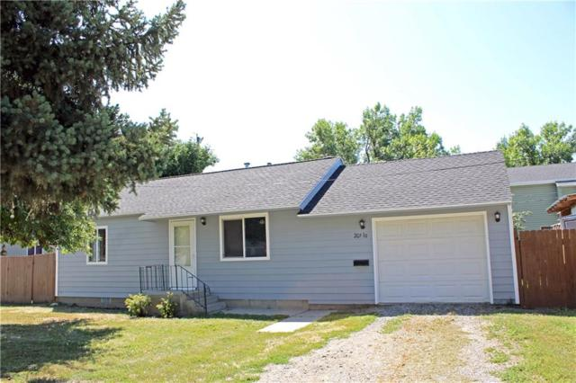 201 1/2 Woodland Avenue, Laurel, MT 59044 (MLS #287278) :: Realty Billings