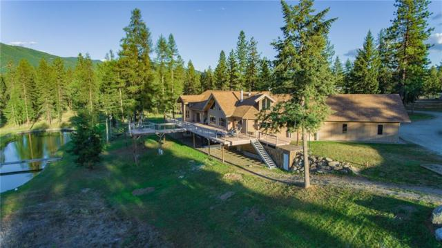 99 Little Bear Road, Trout Creek, Other-See Remarks, MT 59874 (MLS #287286) :: Search Billings Real Estate Group
