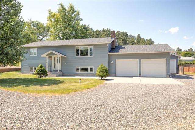 1332 Tomahawk Lane, Billings, MT 59105 (MLS #287305) :: Realty Billings