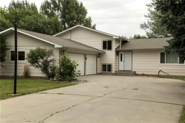 1241 Grubstake Circle, Billings, MT 59105 (MLS #287322) :: Realty Billings