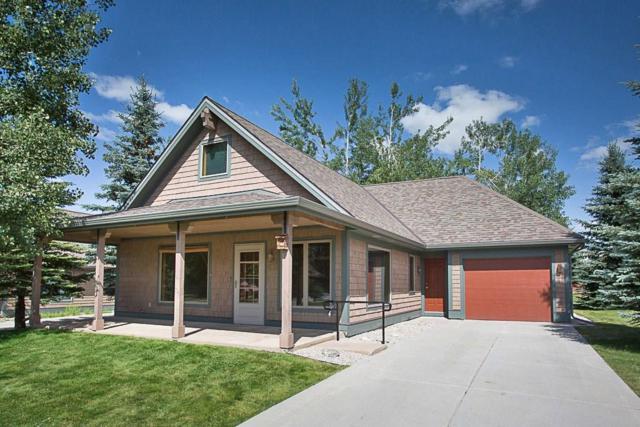9 Spruce Lane, Red Lodge, MT 59068 (MLS #287341) :: Realty Billings