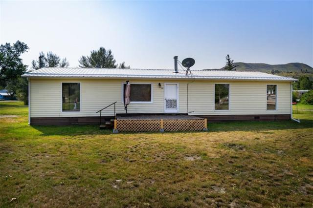 18 W 2nd Avenue N, Reed Point, MT 59069 (MLS #287402) :: Search Billings Real Estate Group