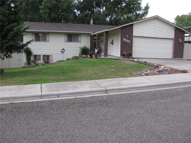 1130 11th  Ave, Laurel, MT 59044 (MLS #287408) :: Search Billings Real Estate Group