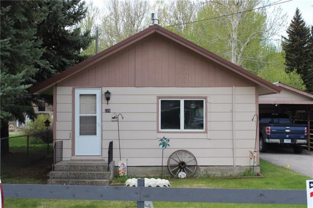 228 W Grove Street, Absarokee, MT 59001 (MLS #287426) :: Realty Billings