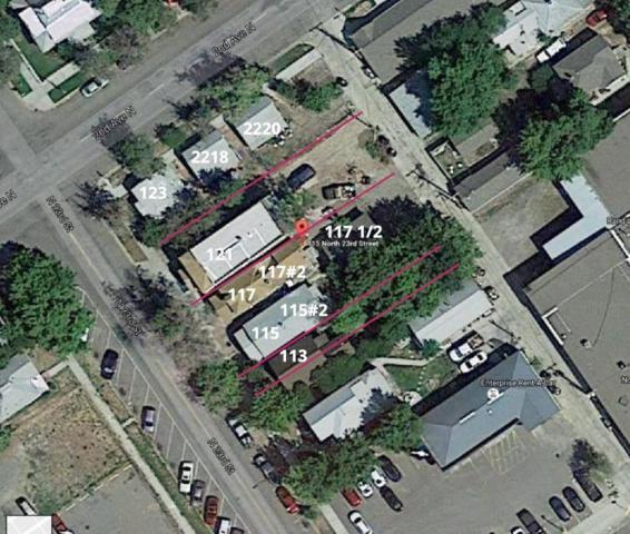 113 N 23rd Street, Billings, MT 59101 (MLS #287427) :: Realty Billings