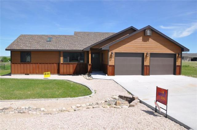 3675 Gabriel Drive, Huntley, MT 59037 (MLS #287431) :: Realty Billings