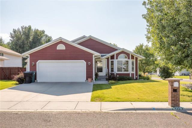 2118 Columbine Drive, Billings, MT 59105 (MLS #287463) :: Realty Billings
