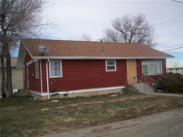 1102 N Custer Ave Avenue N, Hardin, MT 59034 (MLS #287479) :: Realty Billings