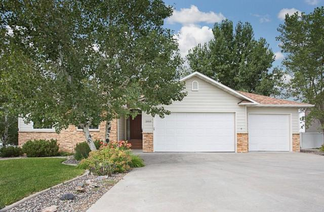 2010 Greenbriar Road, Billings, MT 59105 (MLS #287480) :: Realty Billings