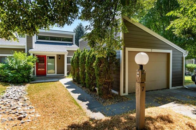 7 Shadow Place, Billings, MT 59102 (MLS #288520) :: Search Billings Real Estate Group