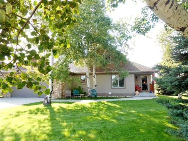 1405 Silver Circle, Red Lodge, MT 59068 (MLS #288531) :: Realty Billings