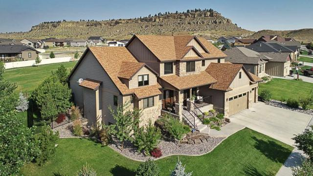3202 Golden Acres Dr, Billings, MT 59106 (MLS #288534) :: Realty Billings