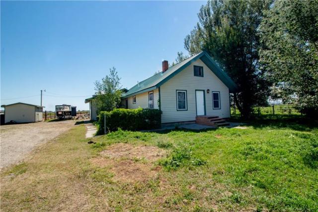 2857 N 14th Road, Worden, MT 59088 (MLS #288571) :: Search Billings Real Estate Group