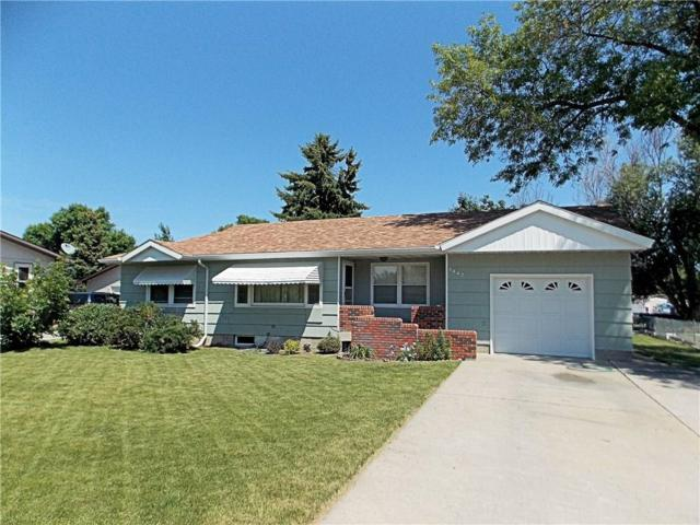 1447 Lake Elmo Drive, Billings, MT 59105 (MLS #288577) :: Search Billings Real Estate Group