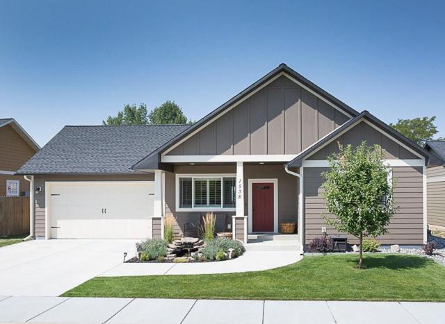 1538 Caleb Court, Billings, MT 59105 (MLS #288587) :: Search Billings Real Estate Group