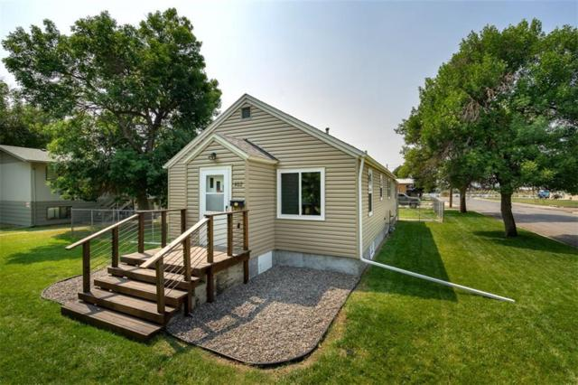 402 West Avenue, Laurel, MT 59044 (MLS #288607) :: Search Billings Real Estate Group